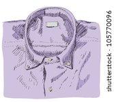 shirt | Shutterstock .eps vector #105770096