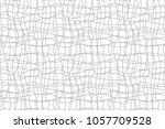 confusing lines watermark... | Shutterstock . vector #1057709528