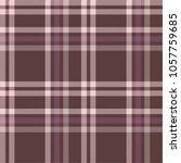 seamless tartan plaid pattern... | Shutterstock .eps vector #1057759685