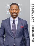 sterling k. brown at the 23rd... | Shutterstock . vector #1057769936