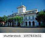 lowicz  poland   june  2008 ... | Shutterstock . vector #1057833632
