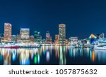 baltimore maryland usa. 09 07... | Shutterstock . vector #1057875632