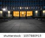 modern office building... | Shutterstock . vector #1057880915