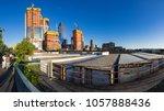 new york city  ny  usa   june 3 ... | Shutterstock . vector #1057888436