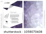 light purple vector  layout for ...