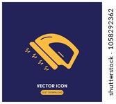 iron vector icon illustration