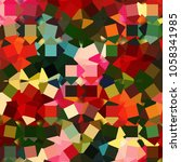 an abstract background pattern... | Shutterstock . vector #1058341985