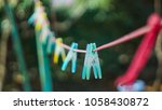 Colorful  Clothespin...