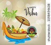 vector illustration of a...   Shutterstock .eps vector #1058454638