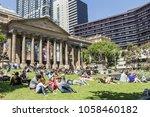 melbourne  australia  november... | Shutterstock . vector #1058460182