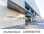 washington dc  usa   march 9 ... | Shutterstock . vector #1058483705