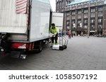 helsinki  finland   august 21 ... | Shutterstock . vector #1058507192