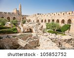 Tower Of David Is So Named...