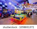 bangkok  thailand   dec 9  ... | Shutterstock . vector #1058831372