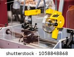 tungsten carbide tool grinding... | Shutterstock . vector #1058848868
