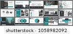 blue  white and black... | Shutterstock .eps vector #1058982092