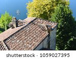 puy l eveque  near cahors  lot... | Shutterstock . vector #1059027395