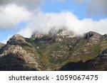mountains in cape town ... | Shutterstock . vector #1059067475