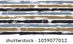 vibrant watercolor brush... | Shutterstock .eps vector #1059077012