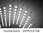 A Lot Of Pendant Lamps On A...