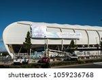 gold coast  australia   march... | Shutterstock . vector #1059236768