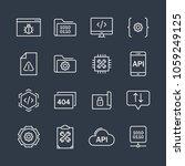 data development icon in trendy ...