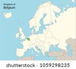 europe mep  belgium | Shutterstock .eps vector #1059298235