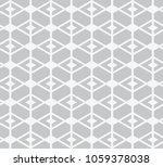 vector seamless pattern.... | Shutterstock .eps vector #1059378038