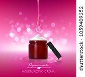 design cosmetics product...   Shutterstock .eps vector #1059409352