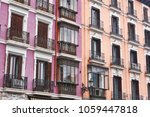 antique building classic... | Shutterstock . vector #1059447818