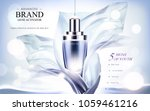 essence product ads  droplet... | Shutterstock .eps vector #1059461216