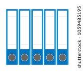 office file vector work | Shutterstock .eps vector #1059485195