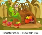 illustration of isolated the... | Shutterstock .eps vector #1059504752