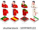 russia 2018 soccer world cup... | Shutterstock .eps vector #1059585122