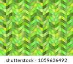 abstract 3d colorful geometric... | Shutterstock .eps vector #1059626492
