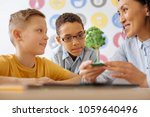 best sample. upbeat young... | Shutterstock . vector #1059640496