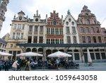 leuven  belgium   circa july... | Shutterstock . vector #1059643058