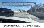 pov driving forward view... | Shutterstock . vector #1059644582