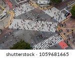 tokyo  japan   26th june 2016 ... | Shutterstock . vector #1059681665