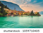 amazing luxury holiday resort ... | Shutterstock . vector #1059710405