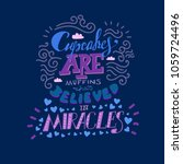 funny hand drawn vector... | Shutterstock .eps vector #1059724496