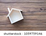 home sweet home copy space... | Shutterstock . vector #1059759146