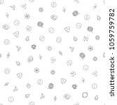 cryptocurrency seamless pattern.... | Shutterstock .eps vector #1059759782