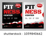 vector layout design template... | Shutterstock .eps vector #1059840662