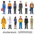 people occupation characters... | Shutterstock .eps vector #1059939182