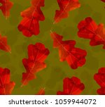 seamless pattern with... | Shutterstock .eps vector #1059944072