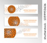 abstract background cover...   Shutterstock .eps vector #1059953636