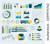 infographics elements... | Shutterstock . vector #1059974762