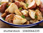 Roasted Red Potatoes With Herb...