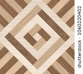 tiles  wooden geometric shapes  ... | Shutterstock . vector #1060220402